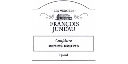 Confiture - Petits fruits - 250 ml